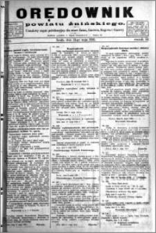 Orędownik Powiatu Żnińskiego 1921.05.11 R.34 nr 35