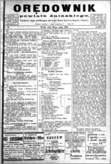 Orędownik Powiatu Żnińskiego 1921.05.25 R.34 nr 38