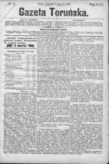 Gazeta Toruńska 1889, R. 23 nr 2
