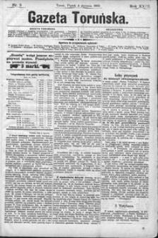 Gazeta Toruńska 1889, R. 23 nr 3