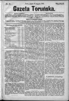 Gazeta Toruńska 1889, R. 23 nr 16