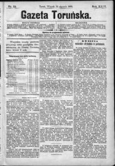 Gazeta Toruńska 1889, R. 23 nr 24