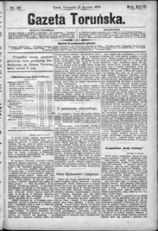 Gazeta Toruńska 1889, R. 23 nr 26