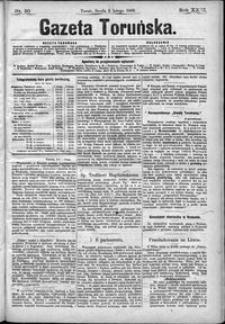 Gazeta Toruńska 1889, R. 23 nr 30