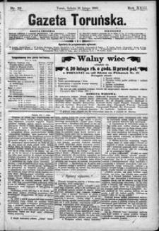 Gazeta Toruńska 1889, R. 23 nr 39