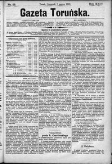 Gazeta Toruńska 1889, R. 23 nr 55