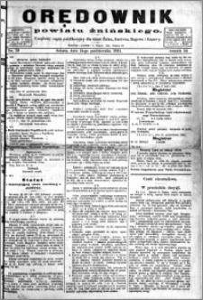 Orędownik Powiatu Żnińskiego 1921.10.15 R.34 nr 79