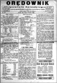 Orędownik Powiatu Żnińskiego 1921.11.23 R.34 nr 89