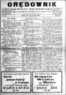 Orędownik Powiatu Żnińskiego 1921.12.03 R.34 nr 92