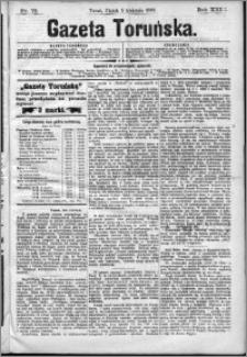 Gazeta Toruńska 1889, R. 23 nr 79