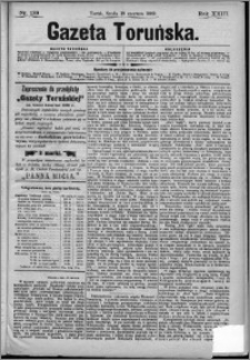 Gazeta Toruńska 1889, R. 23 nr 139