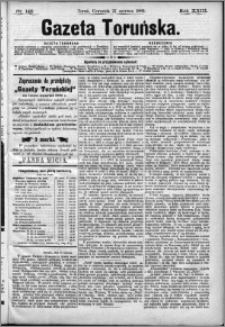 Gazeta Toruńska 1889, R. 23 nr 145