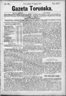 Gazeta Toruńska 1889, R. 23 nr 187