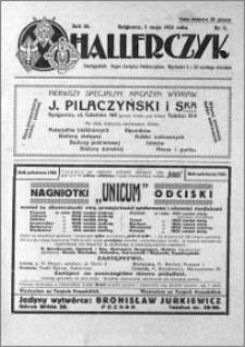 Hallerczyk. Organ Związku Hallerczyków 1925.05.05 R.3 nr 9