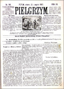 Pielgrzym, pismo religijne dla ludu 1883 nr 94