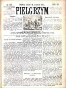 Pielgrzym, pismo religijne dla ludu 1883 nr 106