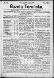 Gazeta Toruńska 1889, R. 23 nr 205
