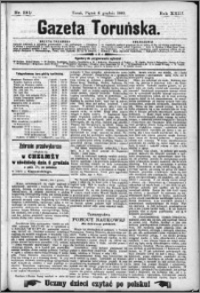 Gazeta Toruńska 1889, R. 23 nr 282