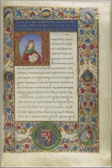 Epistola de laudibus augustae bibliothecae atque libri quattuor versibus scripti eodem argumento ad serenissimum Matthiam Corvinum Pannoniae regem
