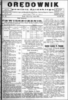 Orędownik Powiatu Żnińskiego 1922.05.17 R.35 nr 38