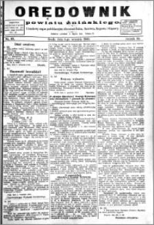 Orędownik Powiatu Żnińskiego 1922.09.06 R.35 nr 68