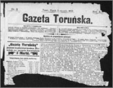 Gazeta Toruńska 1890, R. 24 nr 2