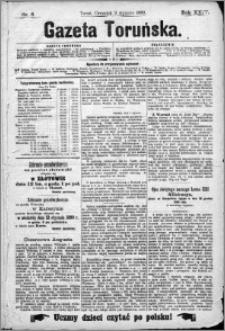 Gazeta Toruńska 1890, R. 24 nr 6