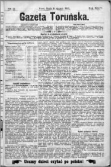 Gazeta Toruńska 1890, R. 24 nr 11