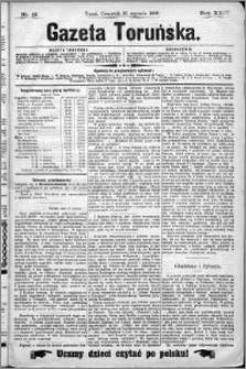 Gazeta Toruńska 1890, R. 24 nr 12
