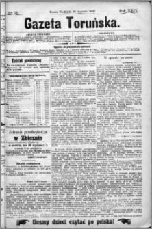 Gazeta Toruńska 1890, R. 24 nr 15