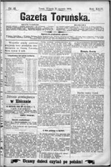 Gazeta Toruńska 1890, R. 24 nr 16