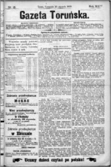 Gazeta Toruńska 1890, R. 24 nr 18