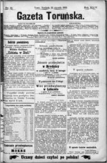 Gazeta Toruńska 1890, R. 24 nr 21