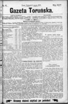 Gazeta Toruńska 1890, R. 24 nr 57