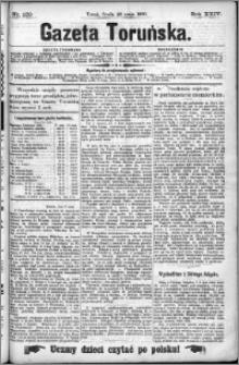 Gazeta Toruńska 1890, R. 24 nr 120