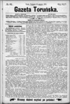 Gazeta Toruńska 1890, R. 24 nr 183