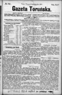 Gazeta Toruńska 1890, R. 24 nr 244