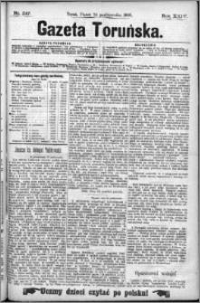 Gazeta Toruńska 1890, R. 24 nr 247