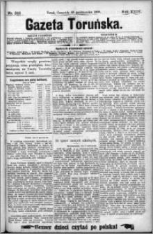 Gazeta Toruńska 1890, R. 24 nr 252