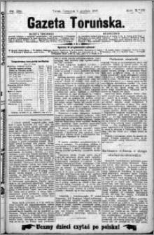 Gazeta Toruńska 1890, R. 24 nr 281
