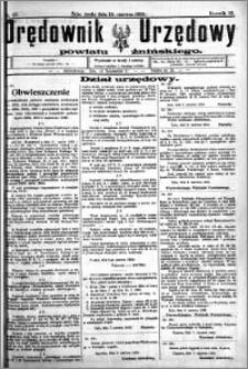 Orędownik Urzędowy powiatu Żnińskiego 1923.06.13 R.36 nr 45