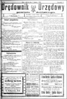 Orędownik Urzędowy powiatu Żnińskiego 1924.03.01 R.37 nr 17
