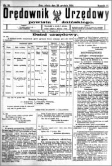 Orędownik Urzędowy powiatu Żnińskiego 1924.12.20 R.37 nr 99