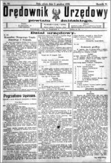 Orędownik Urzędowy powiatu Żnińskiego 1925.12.05 R.38 nr 93
