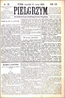Pielgrzym, pismo religijne dla ludu 1884 nr 32