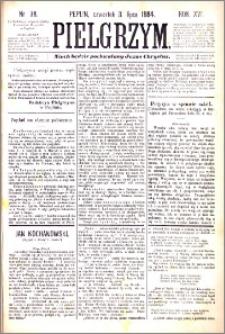 Pielgrzym, pismo religijne dla ludu 1884 nr 78