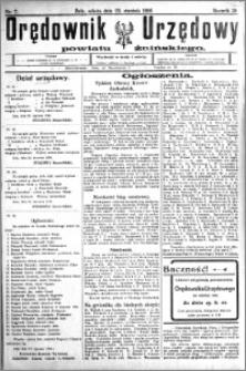 Orędownik Urzędowy powiatu Żnińskiego 1926.01.23 R.39 nr 7