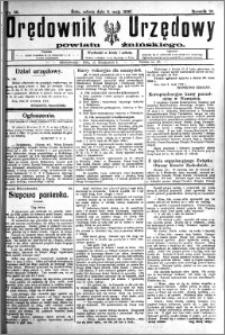 Orędownik Urzędowy powiatu Żnińskiego 1926.05.08 R.39 nr 36