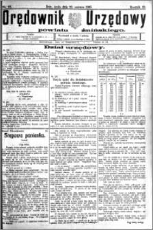 Orędownik Urzędowy powiatu Żnińskiego 1926.06.23 R.39 nr 48