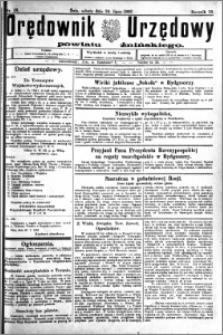 Orędownik Urzędowy powiatu Żnińskiego 1926.07.24 R.39 nr 56